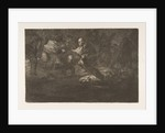 Plate 18 from the 'Disparates':Birds of a feather flock together, ca. 1816-23 by Francisco Goya