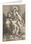 Pietà, 1612-16 by Jacques Bellange