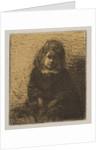 Little Arthur, 1857-58 by James Abbott McNeill Whistler