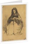 Fumette, 1858 by James Abbott McNeill Whistler