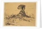 En plein soleil, 1858 by James Abbott McNeill Whistler