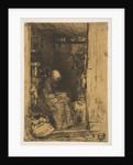 La Vielle aux Loques, 1858 by James Abbott McNeill Whistler