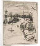 Little Wapping, 1861 by James Abbott McNeill Whistler