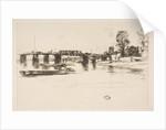 Fulham, 20th century by James Abbott McNeill Whistler