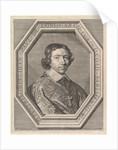 Jean-Francois-Paul de Gondy, coadjuteur de l'archeveque de Paris, futur cardinal de Retz by Jean Morin