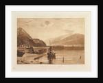 Inverary Pier, Loch Fyne, Morning, June 1, 1811 by JMW Turner
