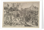 Calvary, 1517 by Lucas van Leyden