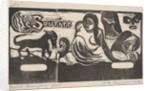 Le Sourire, 1899 by Paul Gauguin