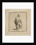 Polander Standing with Arms Folded, 1630-40 by Rembrandt Harmensz van Rijn