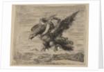 Jupiter and Ganymede, from 'Game of Mythology', 1644 by Stefano della Bella