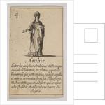 Arabie, 1644 by Stefano della Bella
