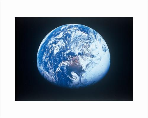 Earth from Apollo 16, April 1972 by NASA