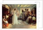 The Wedding Morning by John Henry Frederick Bacon