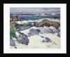 A Rocky Shore, Iona by Samuel John Peploe