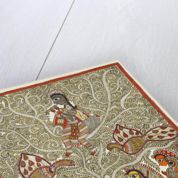 Radha Krishna by Sunil