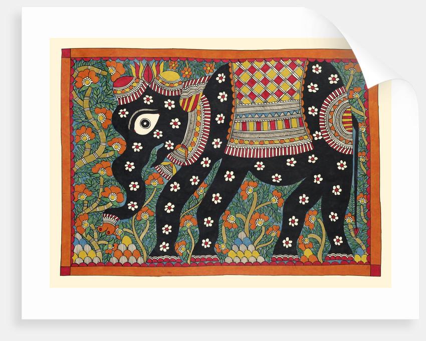 Elephant Baby by Shajo