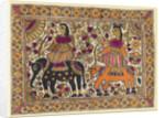 Indra and Indrani by Shivam