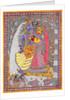 Radha and Krishna by Sujata