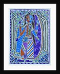 Shiva & Parvati by Anand