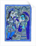 Radha Krishna by Roy