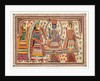 Rama and Sita Marriage Scene by Birendra
