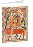 Durga by Birendra