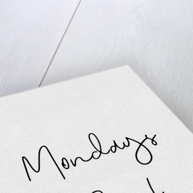 Mondays suck by Joumari