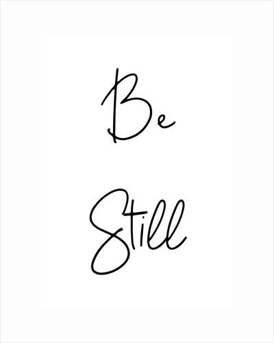 Be still by Joumari