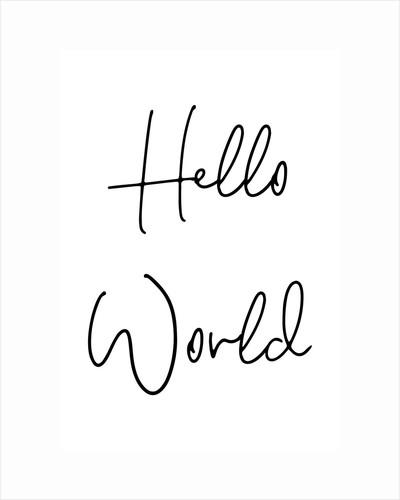 Hello world by Joumari