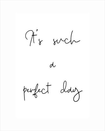 Perfect day by Joumari