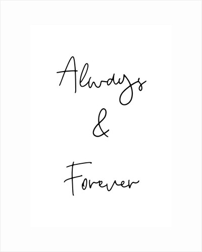 Always & forever by Joumari