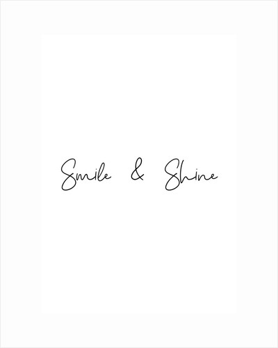 Smile & Shine by Joumari