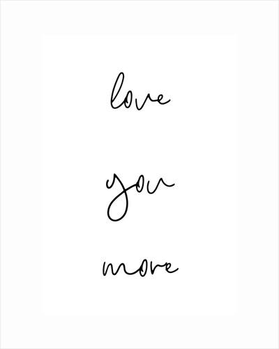 Love you more by Joumari
