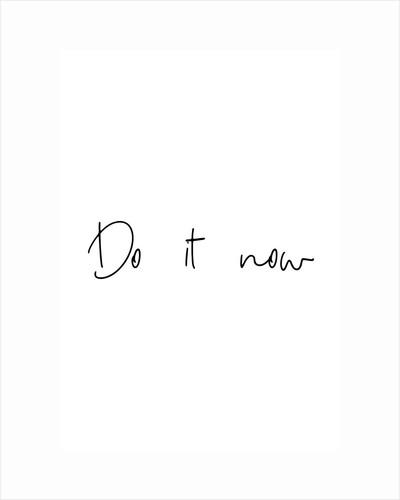 Do it now by Joumari