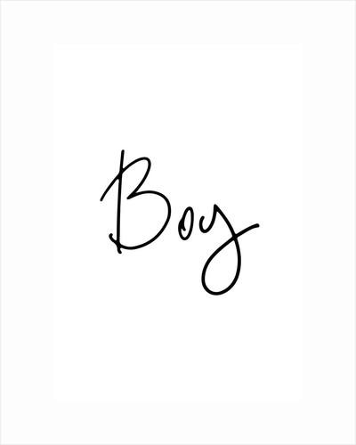Boy by Joumari