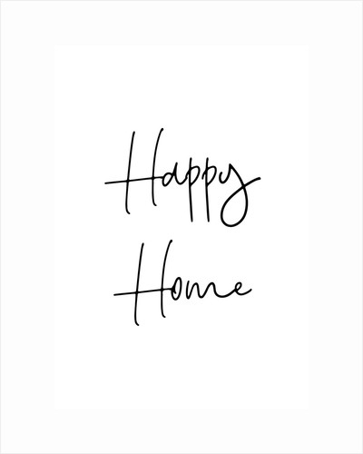 Happy home by Joumari