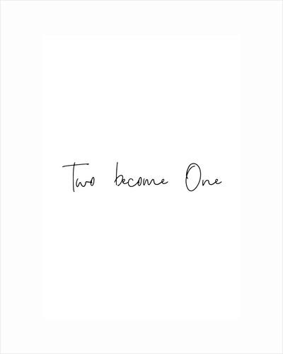 Two become one by Joumari