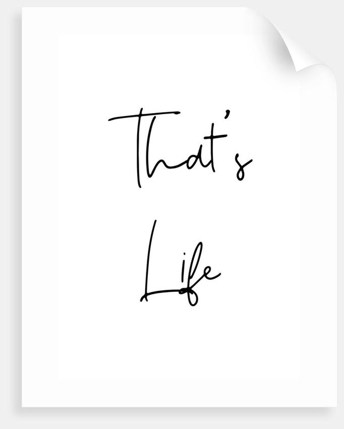 That's life by Joumari