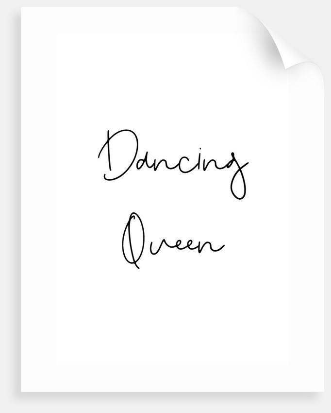 Dancing queen by Joumari