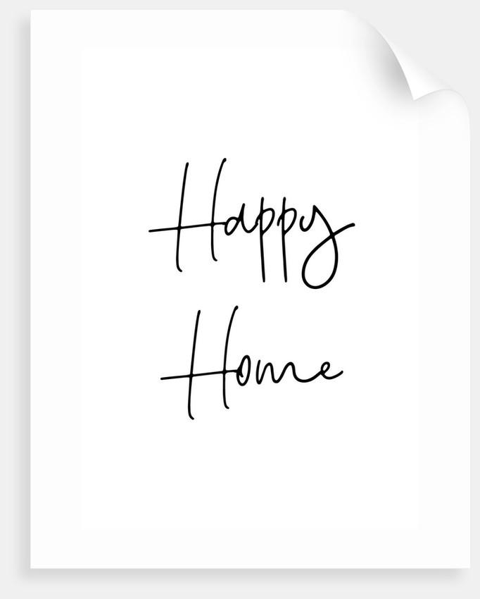 Happy home by Joumari