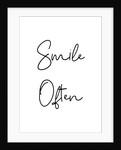 Smile often by Joumari