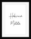 Hakuna Matata by Joumari