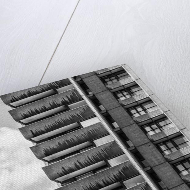 Brutalist Barbican Estate 15 by Joas Souza