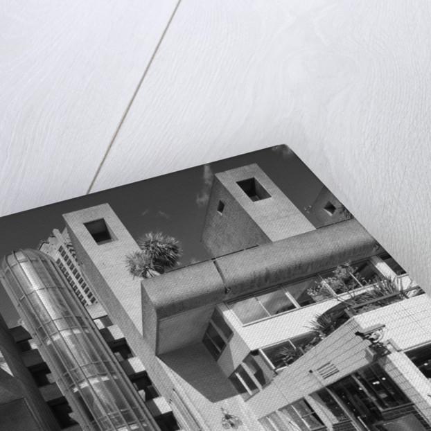 Brutalist Barbican Estate 21 by Joas Souza