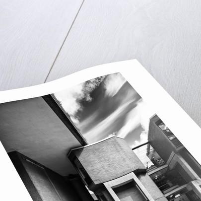 Brutalist Barbican Estate 33 by Joas Souza