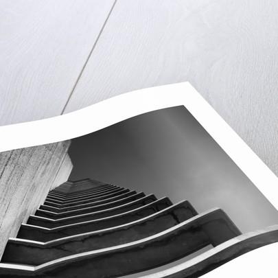 Brutalist Barbican Estate 39 by Joas Souza