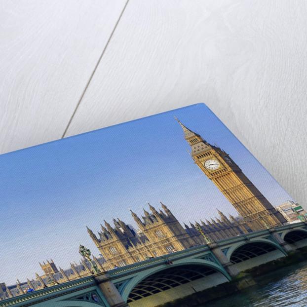 Westminster Bridge by Joas Souza