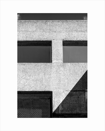 Brutalist Barbican Estate 04 by Joas Souza