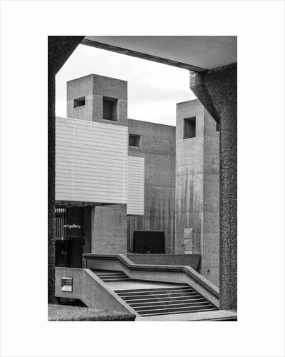 Brutalist Barbican Estate 07 by Joas Souza