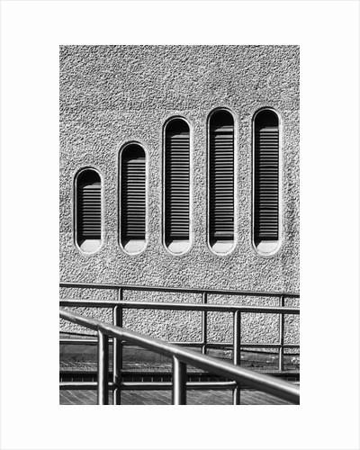 Brutalist Barbican Estate 11 by Joas Souza